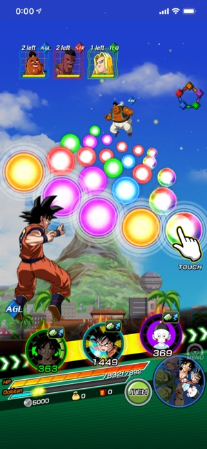 DRAGON BALL Z DOKKAN BATTLE on the App Store