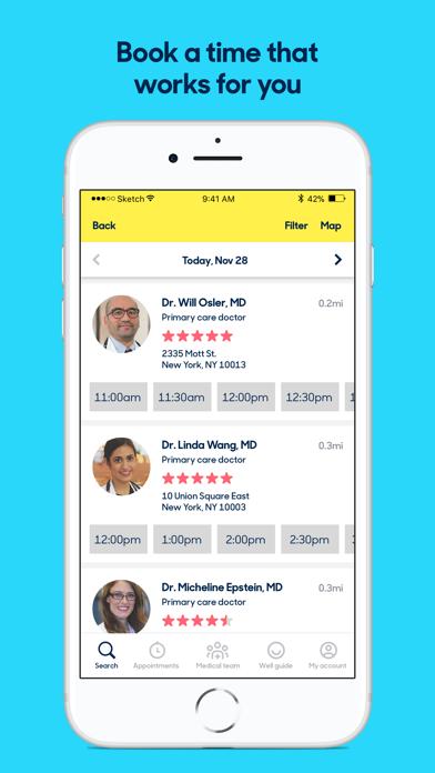 Zocdoc: Find Local Doctors - Revenue & Download estimates