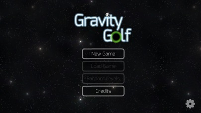Screenshot for Gravity Golf Full in United States App Store