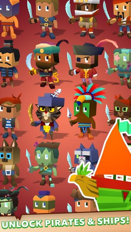 Blocky Pirates screenshot-4