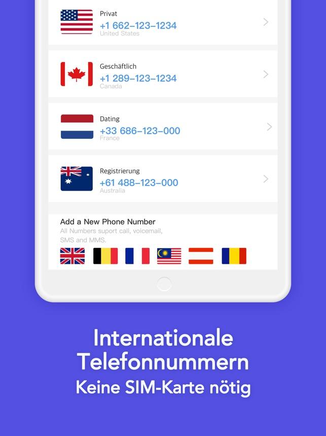 Telefon Dating-Nummern canada