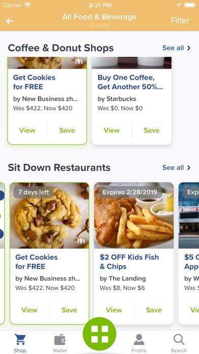 Screenshot for ZipHub Inc. in Qatar App Store