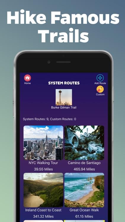 Step Tracker and Counter screenshot-4