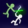 忍者 棒人間 戦 - iPadアプリ