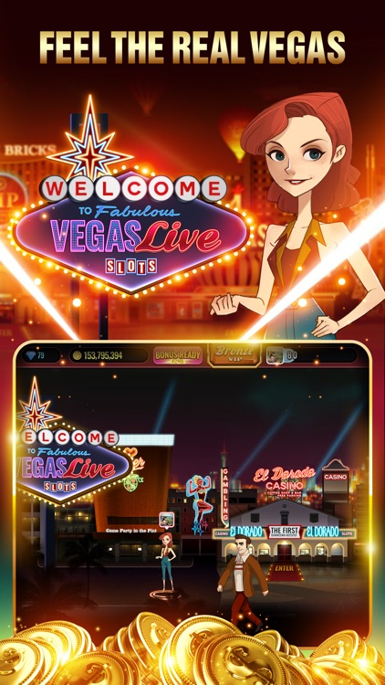 Vegas Live Slots Casino screenshot-3