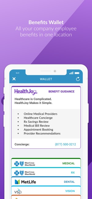 HealthJoy on the App Store