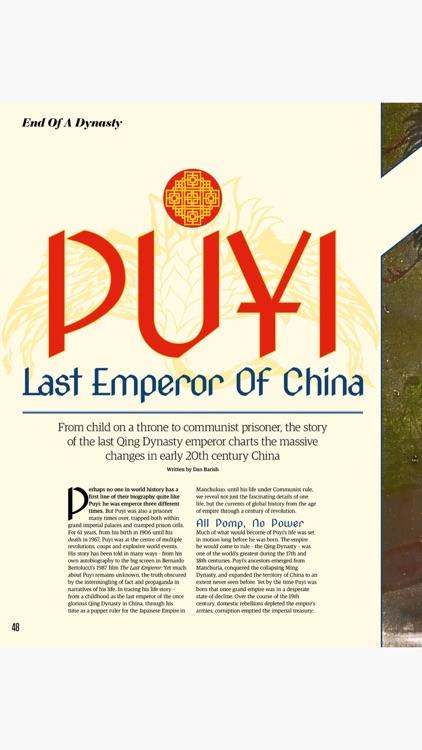 All About History Magazine screenshot-5