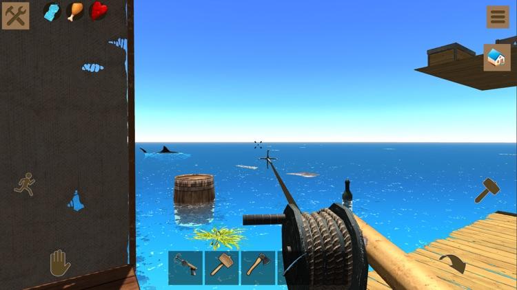 Oceanborn : Survival on Raft by Sergey Kizima
