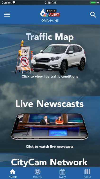 6 News First Alert Weather
