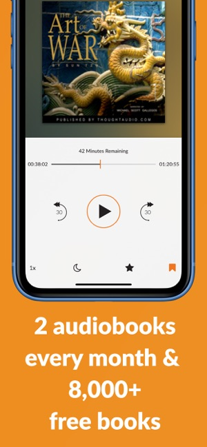 Audiobooks.com: Audio Books on the App Store