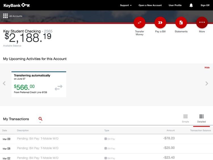 KeyBank App for iPad screenshot-4