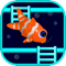 App Icon for Fish Ladder Fall Down App in Canada IOS App Store