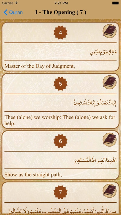 Bible Quran Link screenshot-3