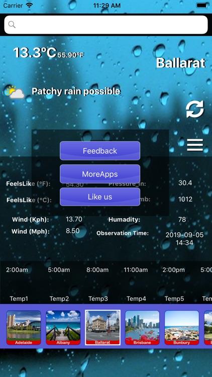 Australia Weather Updates screenshot-4