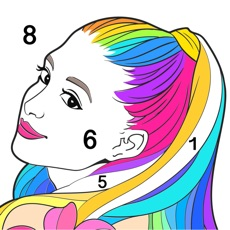 Activities of Coloring Fun : Color by Number