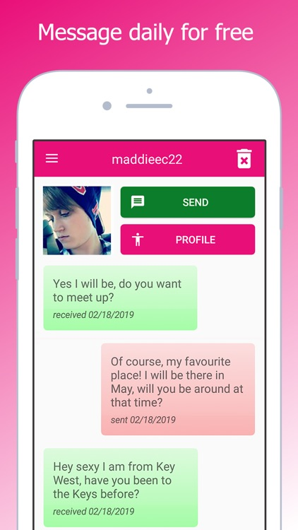 Lesbun - Lesbian Dating & Chat