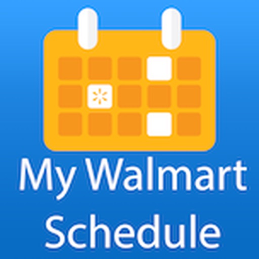 My Walmart Schedule for iPad