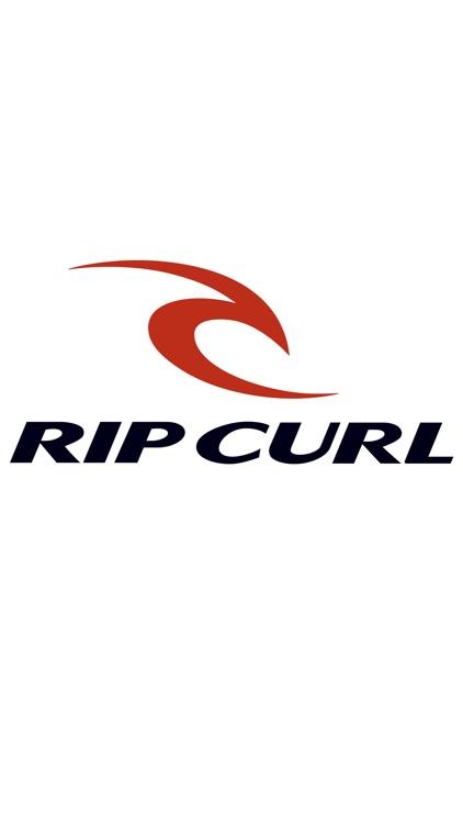 Rip Curl Sales Rep App
