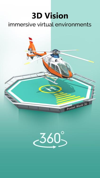 Pocket World 3D -unique puzzle screenshot-3
