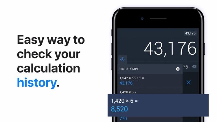 The Calculator ٞ screenshot-4