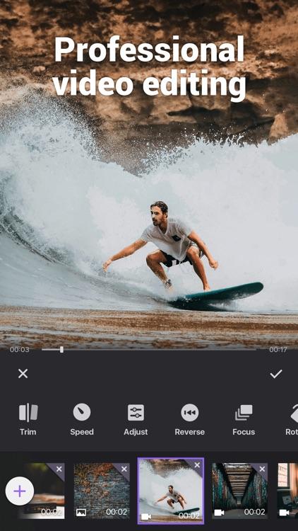 Video Maker&Video Editor Music screenshot-4
