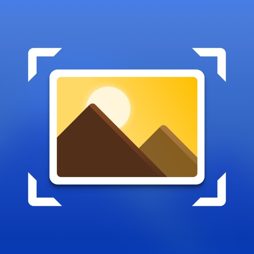 Photo Scanner: Scan old Albums iOS App
