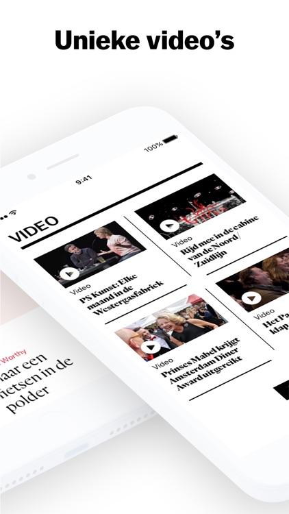 Het Parool - Nieuws screenshot-7