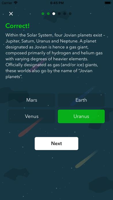 Cosmos – Expanding horizons 4