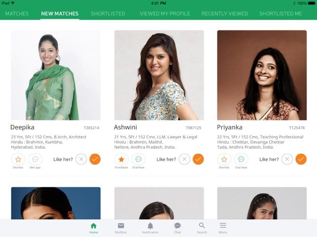 TeluguMatrimony - Matrimonial on the App Store