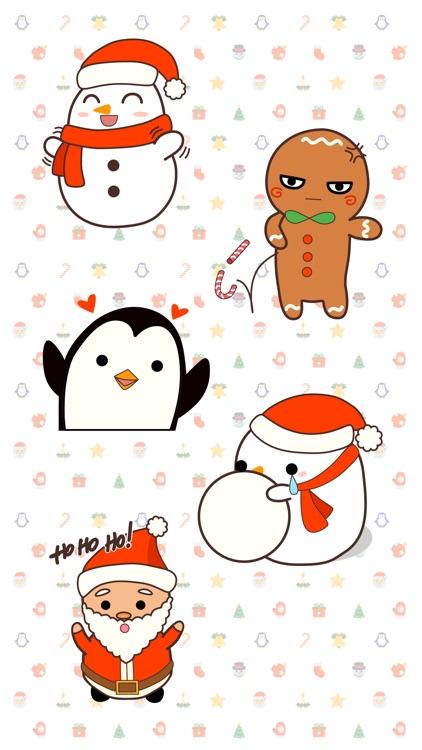 Cute Kawaii Christmas