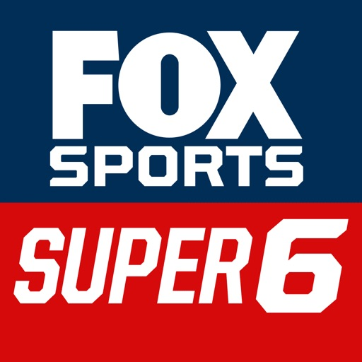 FOX Sports Super 6 free software for iPhone and iPad