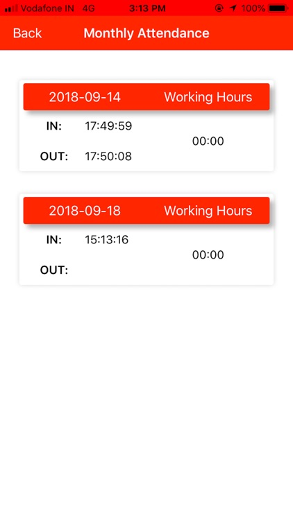 Clock Hr Employee screenshot-8