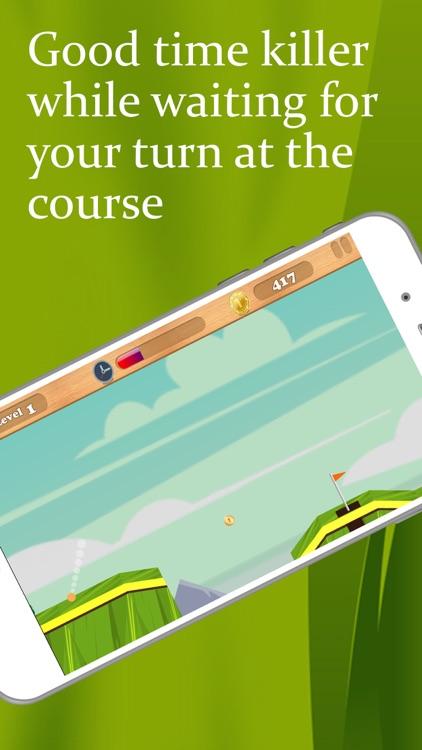 Eighteen Hole Golf Putting Tee screenshot-5