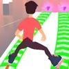 Slide Roller 3D - Rolling Race