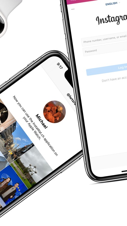Photo Watch for Instagram feed