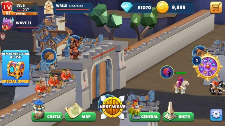 Kingdom Rise : Tower Defense