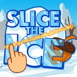 Slice the Ice - Physics Game