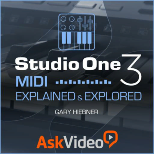 MIDI Course For Studio One 3