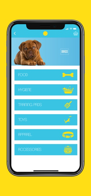 Fetch - Online Pet Store on the App Store