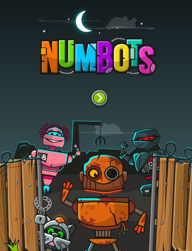 NumBots on the App Store