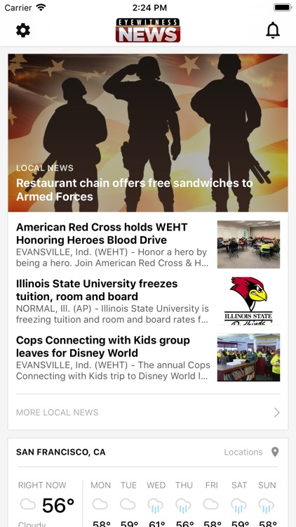 Tristate on the Go - WEHT WTVW