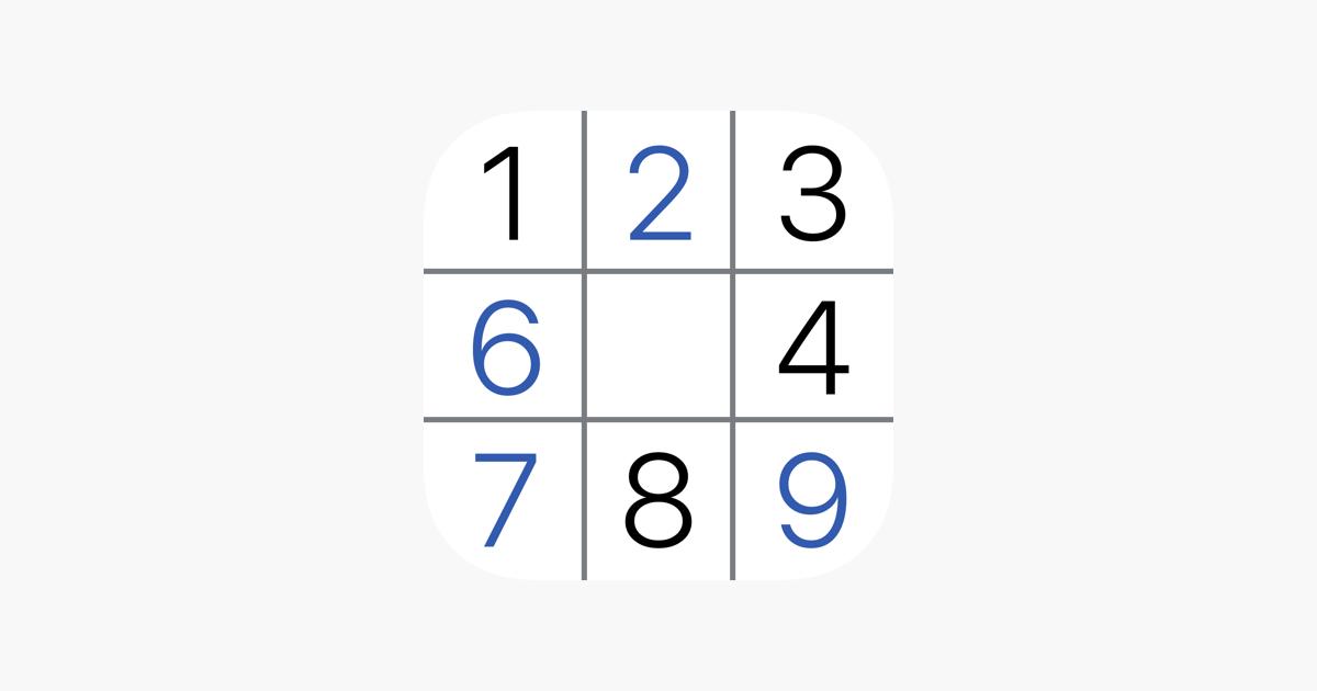 Sudokucom Brain Games On The App Store