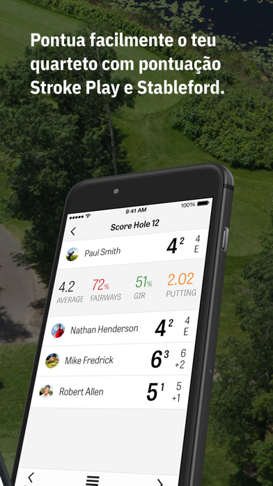 Screenshot for Golfshot Plus: Golf GPS in Portugal App Store