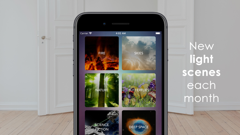 OnSwitch for Philips Hue LIFX截图4