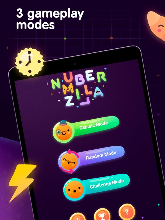 Numberzilla - Number Math Game screenshot 10