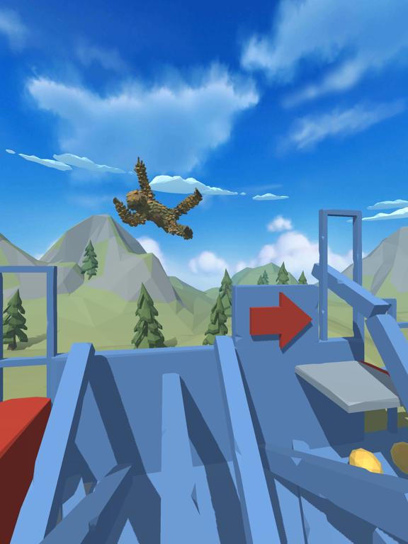 Ragdoll Jump Masters screenshot #4