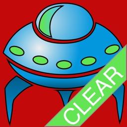 UFO Alien Invaders Clear