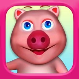 My Virtual Pet Pig Oinky