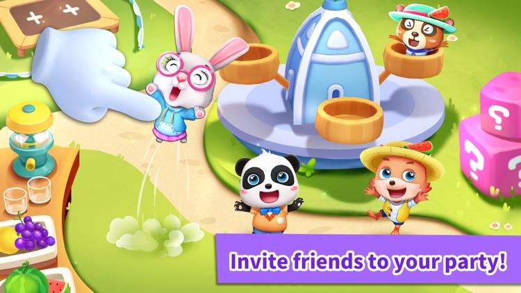 Baby Panda's Party Fun screenshot-4