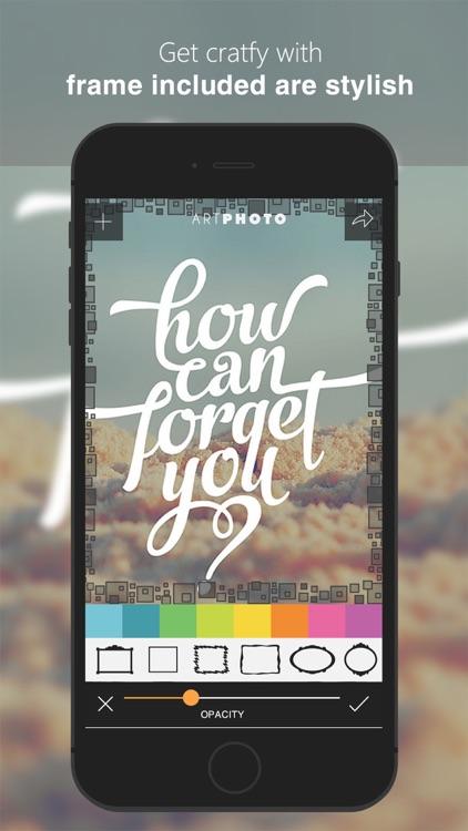 Art Photos -  Collage Pro screenshot-3